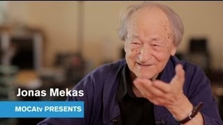 Jonas Mekas - In Focus - The Artist