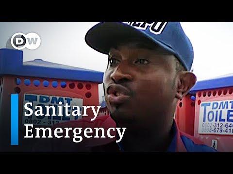 World Toilet Day: Spotlight on Lagos   DW News