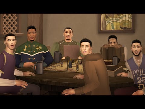 Game of Zones - S5E7: NBA 1K