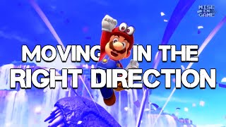 Super Mario Odyssey: Moving in the Right Direction | Mise-En-Game