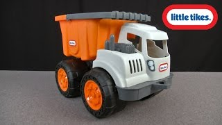 Little Tikes Dirt Diggers Dump Truck from MGA Entertainment