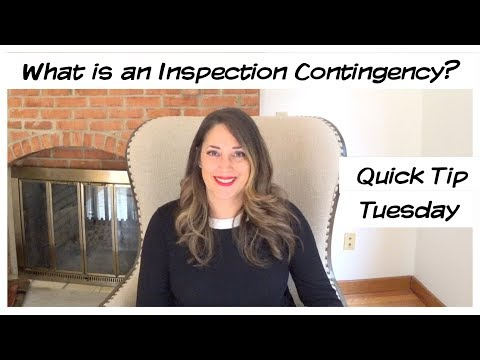 What is an Inspection Contingency? | Real Estate Tips