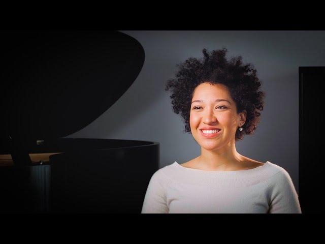 Meet Juilliard's Real-Life Cinderella, Soprano Julia Bullock