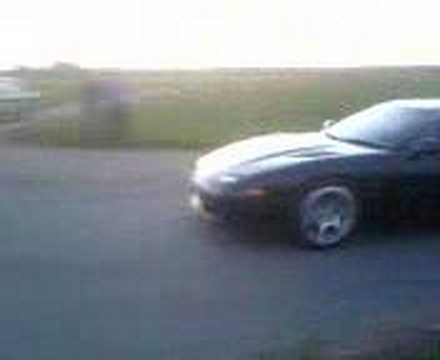 Drift Spec Mitsubishi Gto 3000gt Z16a Rwd Youtube