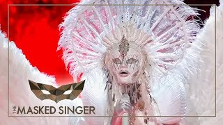 Nothing Else Matters - Metallica | Engel Performance | The Masked Singer | ProSieben