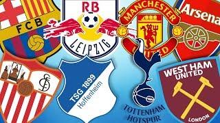 Барселона - Севилья | МЮ - Тоттенхэм | Лейпциг - Хоффенхайм | Арсенал - Вест Хэм