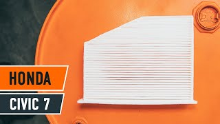 HONDA ELYSION selber reparieren - Auto-Video-Anleitung
