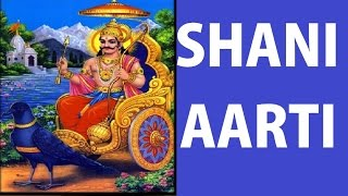 Shani Aarti By Chand Kumar Full Video Song I Shani Chalisa