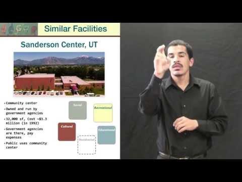Deaf Culture Center of New Mexico: Goals and Criteria