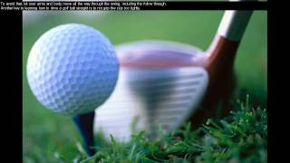daily golf tips golf lessons for beginners golf tips for driving the ball straight day 8