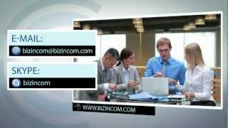 Промо-ролик сервиса BIZINCOM