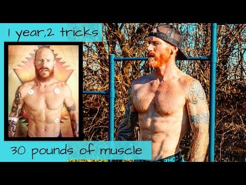 how-i-gained-31-pounds-of-muscle-(no-fat)-in-one-year-(two-strange-tricks)