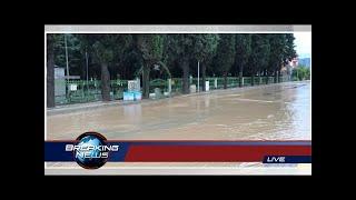 Gaziantep'te sağanak yağış yolları gölete çevirdi! Gaziantep hava durumu 14 Haziran