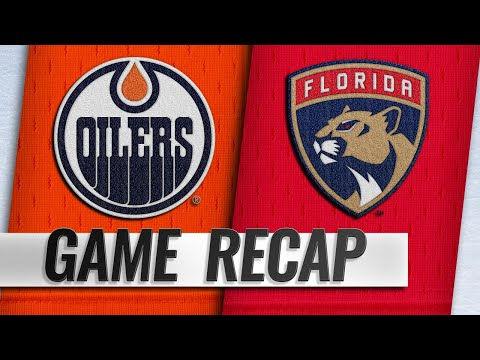 Balanced offense leads Panthers past Oilers