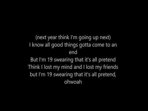 Landon Cube - 19 ( Lyrics )
