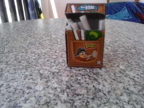 Сигарета жвачка (дубль два)