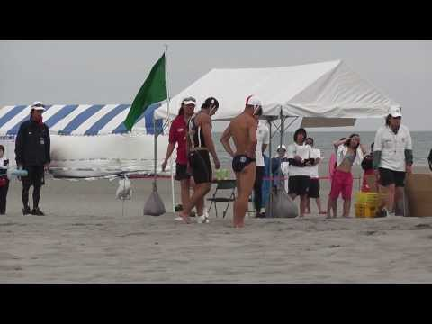 Japan Surf Carnival 2013 beach flags Final Top3