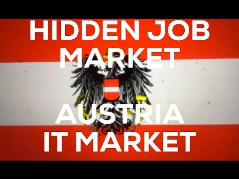 Hidden Job Market - Austria, Vienna - IT Market