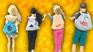 Video Barbie Genç Kız Çantası Nasıl Yapılır? DIY download MP3, 3GP, MP4, WEBM, AVI, FLV November 2017
