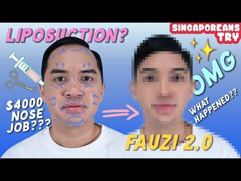 Singaporeans Try: Plastic Surgery?!