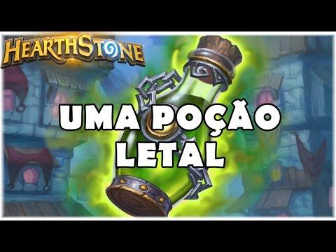 HEARTHSTONE - UMA POÇÃO LETAL! (LIVRE N'ZOTH RENOLOCK)