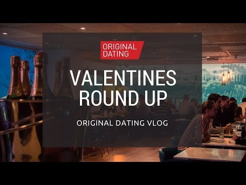 valentines dating events london