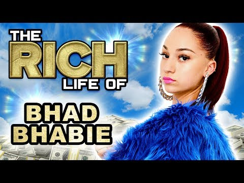 Bhad Bhabie | The Rich Life | From Dr. Phil to Multi-Millionaire Rap Star