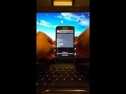 Custom Update Lenovo S960