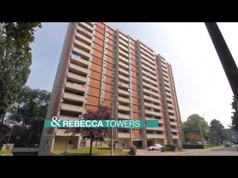 Apartments for rent at  235 Rebecca Street &  195 Wellington Street in Hamilton