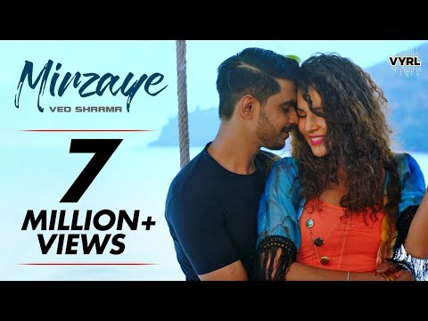 Fall in Love with the melody of Ved Sharma and VYRL Originals latest single - Mirzaye