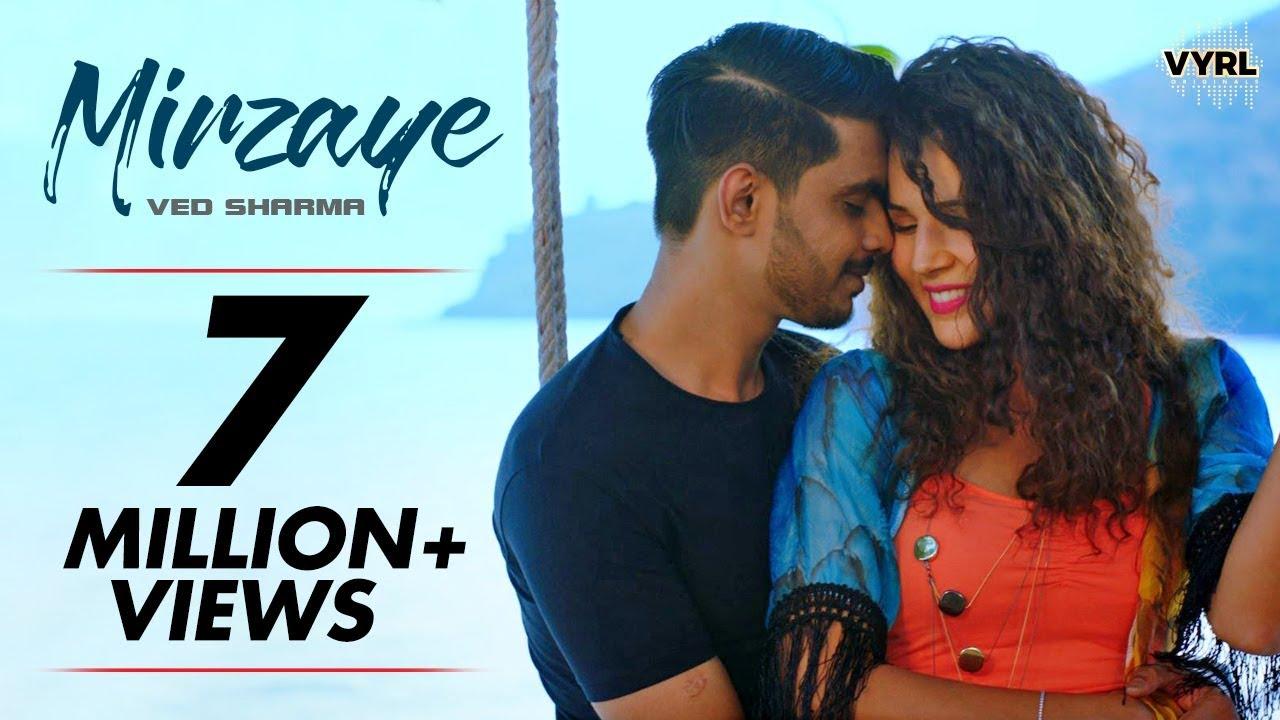Mirzaye Official Video Ved Sharma Radhika Bangia Adil Shaikh Vyrl Originals Youtube
