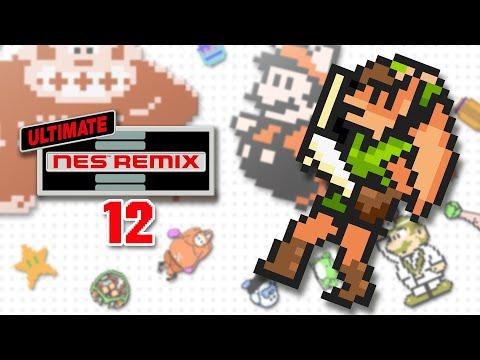 Ich bin super in Super Mario ♦ #12 ♦ [60 FPS] ♦ Let's Play Ultimate NES Remix