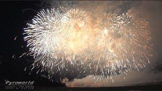 San Severo -  Festa Del Soccorso 2018 - Luigi Di Matteo - Spectacular Italian Fireworks!!