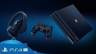 PlayStation 4 Pro | 500 Million Limited Edition