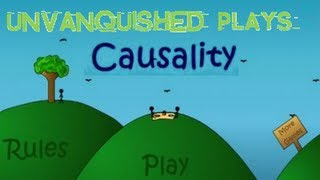 Unvanquished Play - Casualty