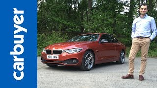 2017 BMW 4 Series coupe review - James Batchelor - Carbuyer