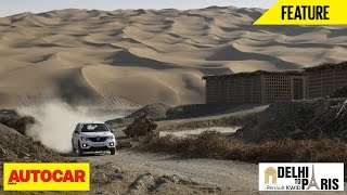 #KwidDrive2Paris | Webisode 06 | The Kwid Enters Kyrgyzstan | Autocar India