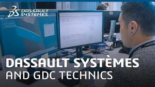 Dassault Systèmes and GDC Technics – Driving Digital Continuity from Engineering to Certification