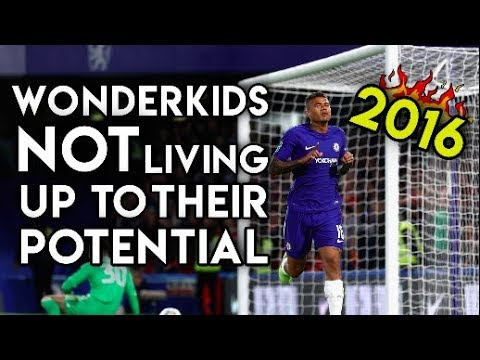 Football Manager 2016 Wonderkids Not Living Up to Their potential