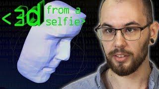 Selfie to 3D Model - Computerphile
