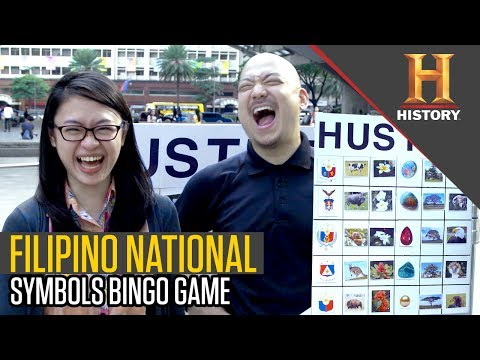 Philippines National Symbols Bingo | The History Hustle