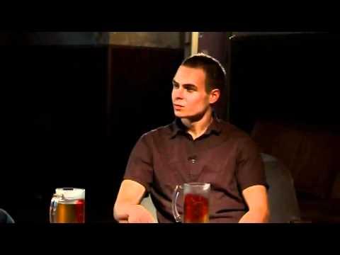 Przy piwie - Michael Moritz