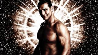 2011-2012 : Alberto Del Rio 1st WWE Theme Song - Realeza with Arena Effects