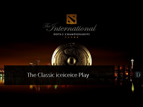 Dota 2 TI5 The Classic iceiceice Play