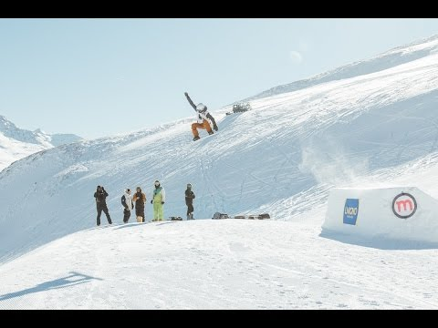 World Rookie Fest 2017 – Livigno (ITA)