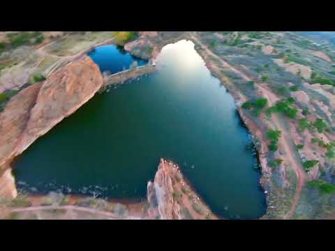 FPV Red Rock Canyon flying, Colorado Springs
