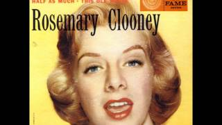 Rosemary clooney - hey there / this old house columbia 4-40266 1954
