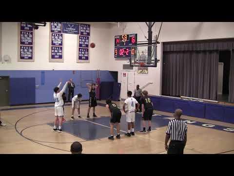 Avalon School vs McLean School 11-20-2018