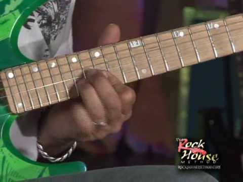 John McCarthy From his Rock House Instructional DVD, Hands of Steel