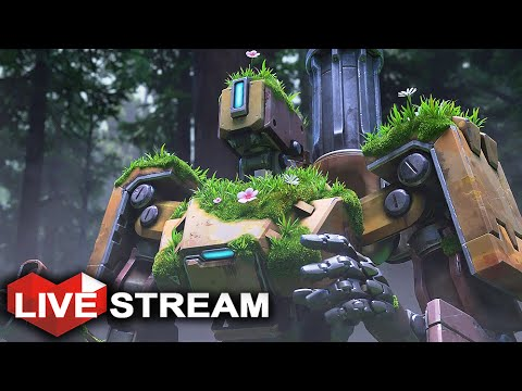 Overwatch | The Last Bastion | Gameplay Live Stream 60fps